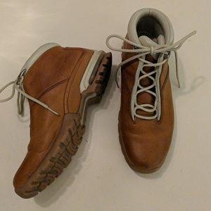 RARE Nike Leather Boots!